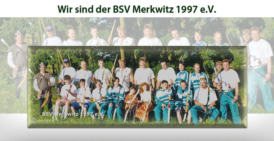 Gruppenfoto aus 2005 - BSV Merkwitz