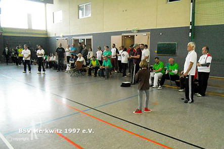 3. BiWo Bogenturnier - Halle am 18.10.2014 in Wolfen
