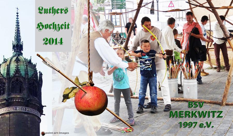 Stadtfest - Luthers Hochzeit am 13.06.-15.06.2014 in Wittenberg