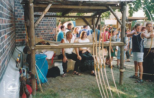 BSV Merkwitz 1997 e.V. beim Kemberger Spektakulum am 09.08.2003