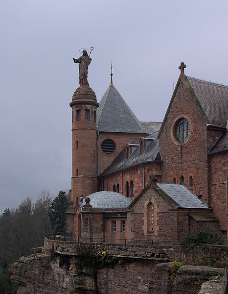 Chambre d'hôtes au Mont Sainte Odile, près d'Ottrott en Alsace