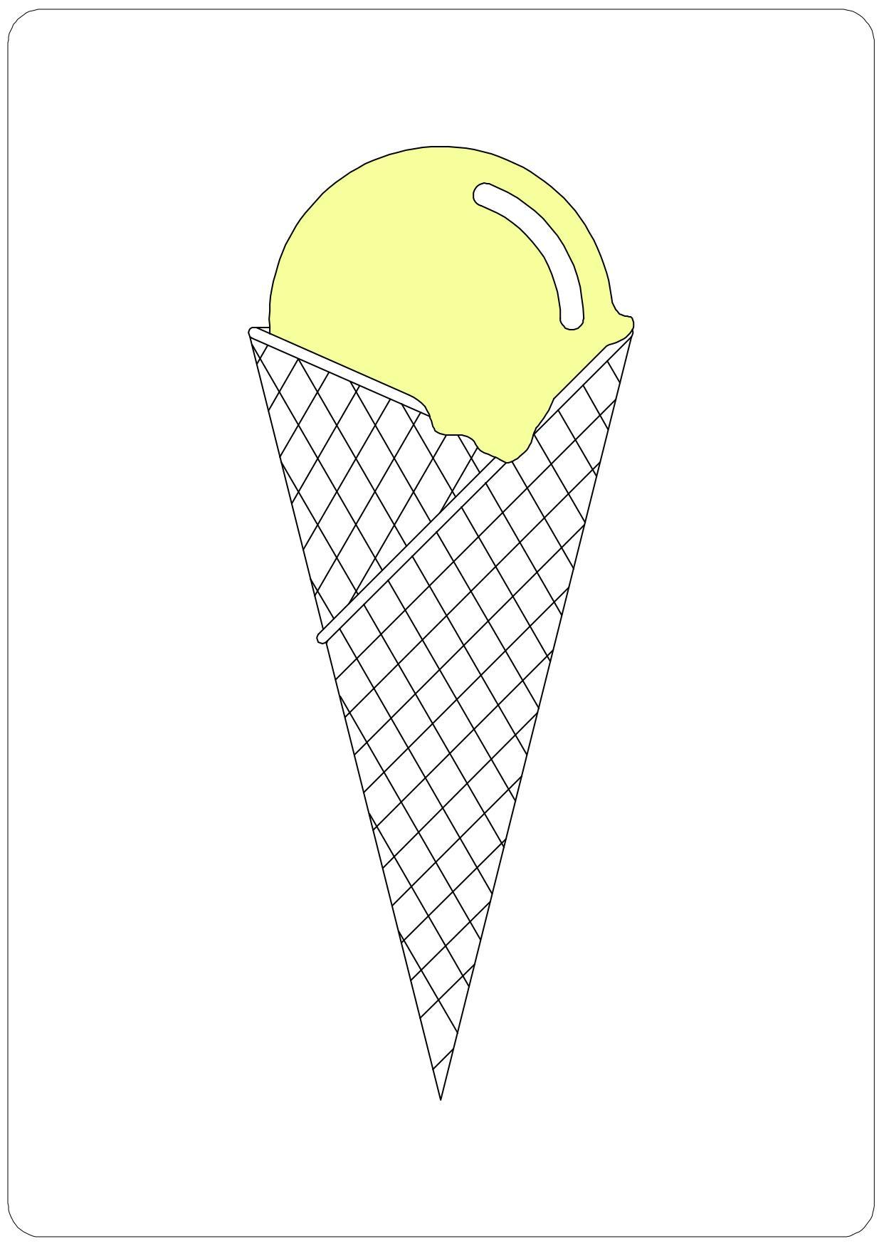 - Lecker Eis! -