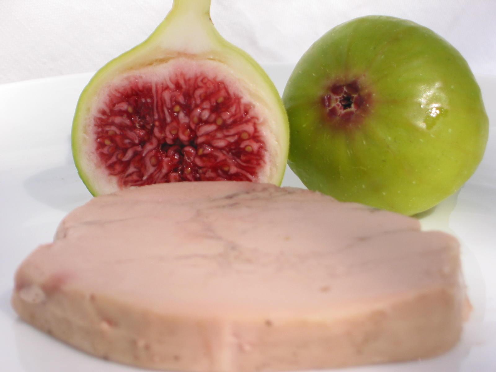 L'incomparable foie gras du Hameau de Marie Antoinette