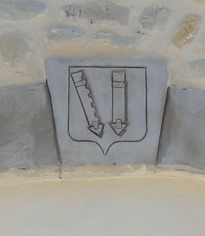 Armorial de Lézan au restaurant les secrets de Celine