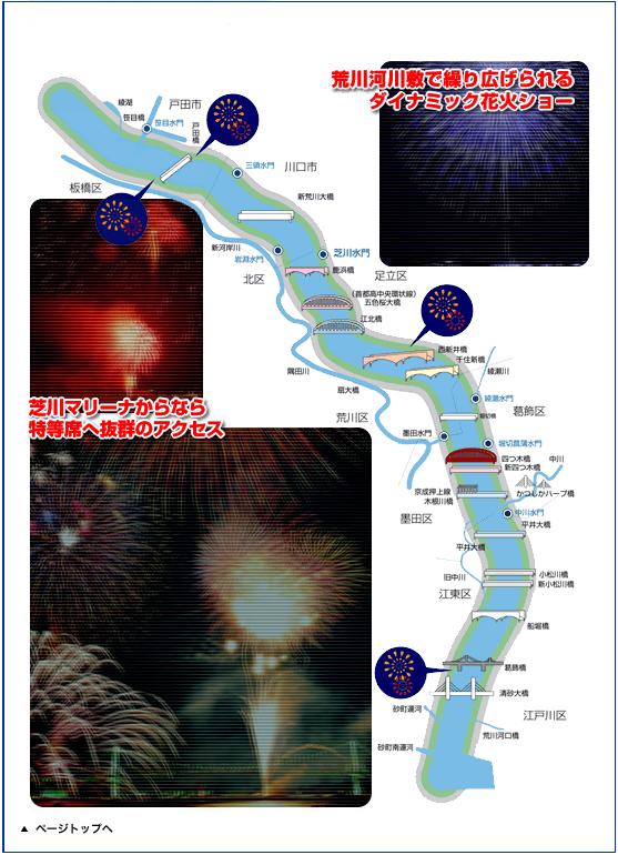 芝川マリーン遊びのフィールド・マップ