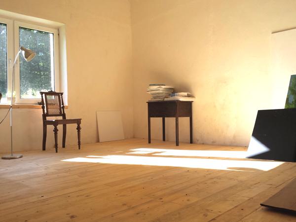 NOVOPO artist residency Mecklenburg-Vorpommern - studiospace