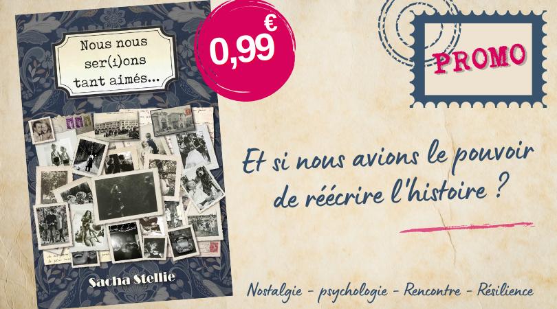 Mon dernier roman à seulement 0,99€ !