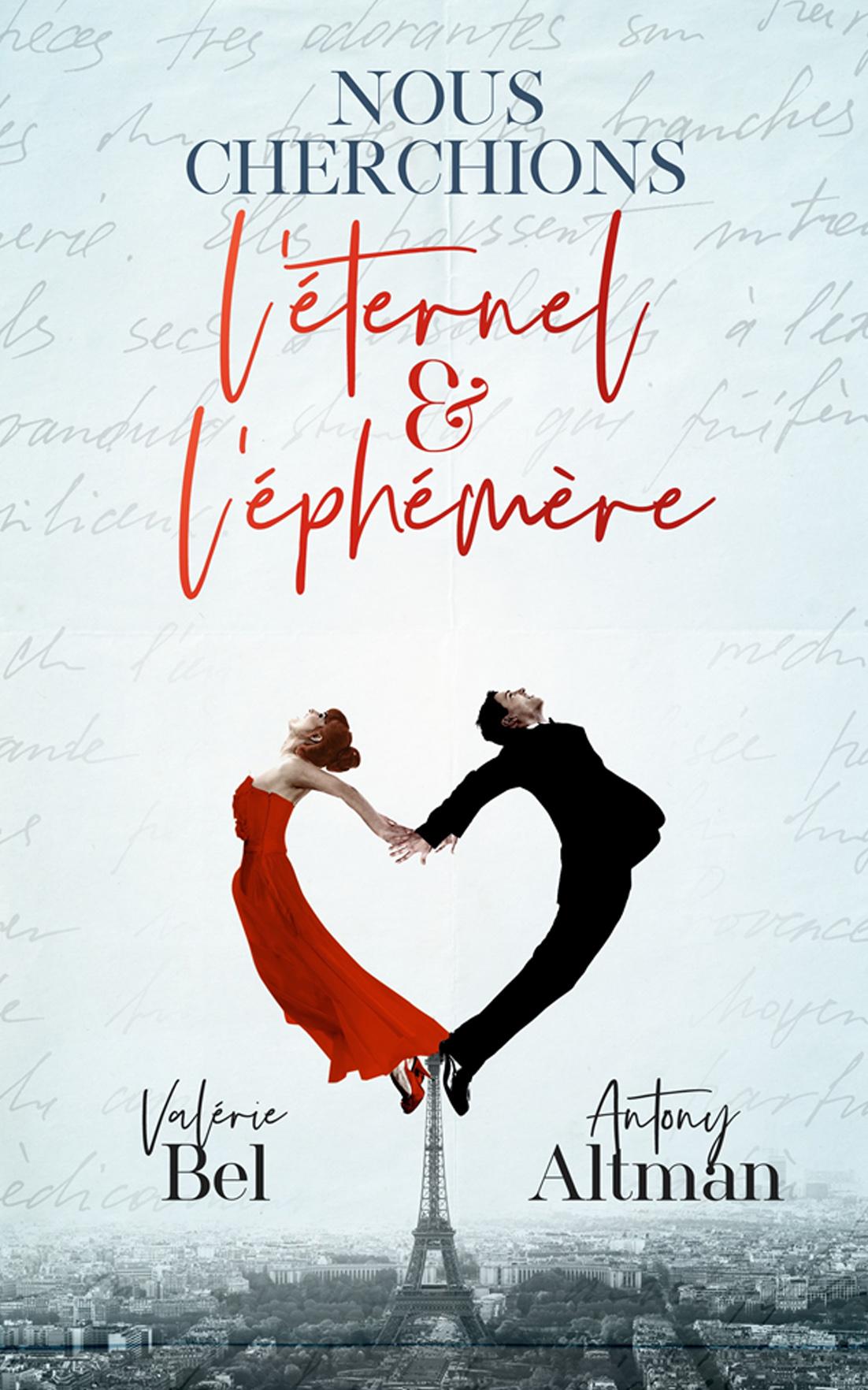 Deux auteurs vont se mettre en danger en écrivant un roman d'amour à 4 mains.