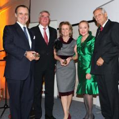 Gendir. Juan José Zaballa Gómez, Dr. Harald Svoboda, Dipl. Kfm Elisabeth Gürtler, Dr. Benita Ferrero-Waldner, S.E. Yago Pico de Coana