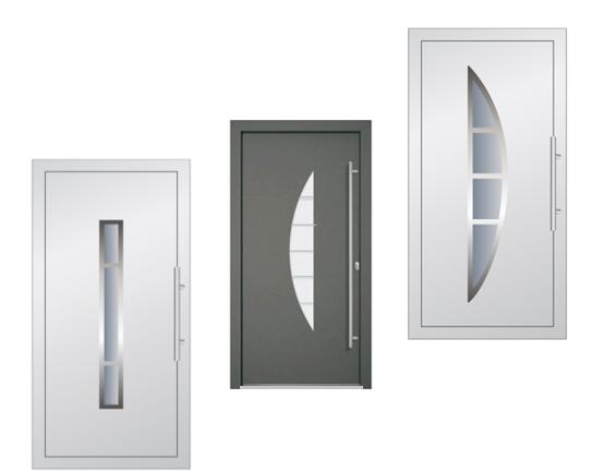 aluminiumhaust ren bauelemente knorrs webseite. Black Bedroom Furniture Sets. Home Design Ideas
