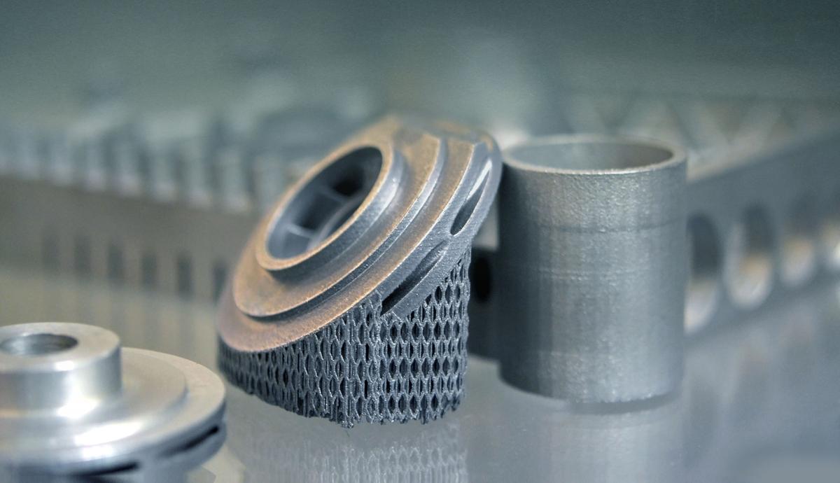 Additive Fertigung: Analyse - Innovation - Konstruktion - Prototypen und Kleinserien