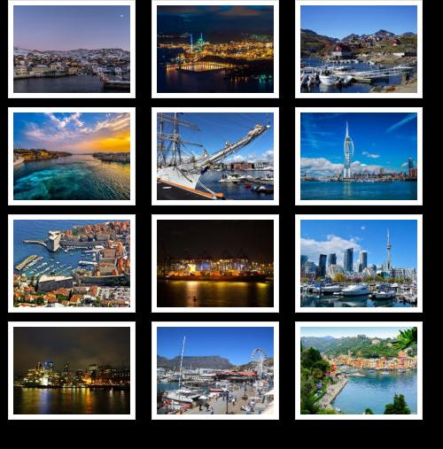Übersicht Hafenkalender