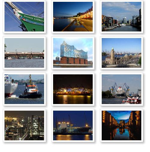 Beispiel: Hamburger Hafen