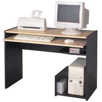 Muebles y escritorios para computadoras mueblescgc for Muebles para escritorio