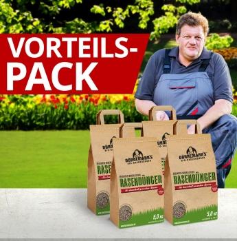 Vorteilspack 4x5kg zum Vorteilspreis von 44,90 Euro