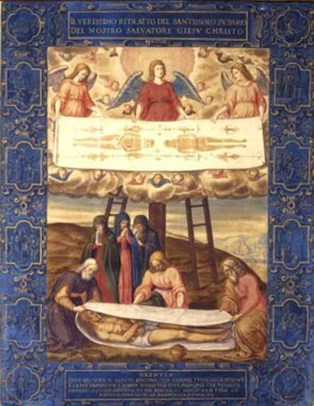 Torino, Galleria Sabauda Gerolamo Della Rovere, pigmenti su pergamena.