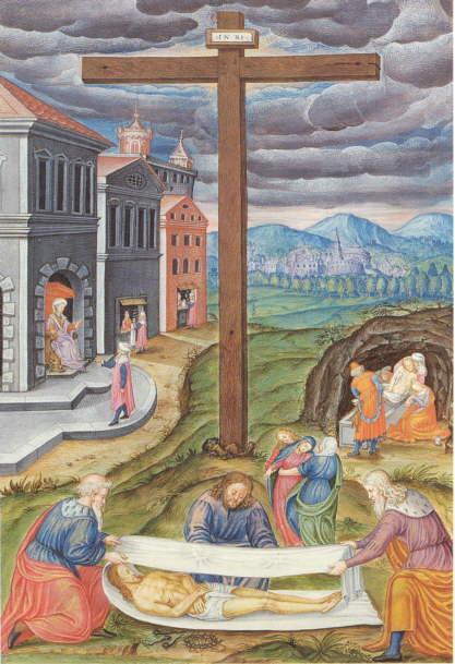 Torino, Biblioteca Reale, Gerolamo Della Rovere. MISSA et officium Sacratissimae Sindonis..., sec.  XVII