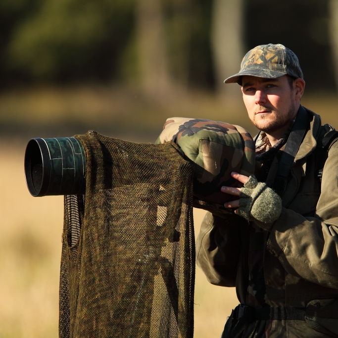 Tanguy Valois - Photographe nature de l'ACPC, l'Association de Chasse Photo de la région Centre Val de Loire