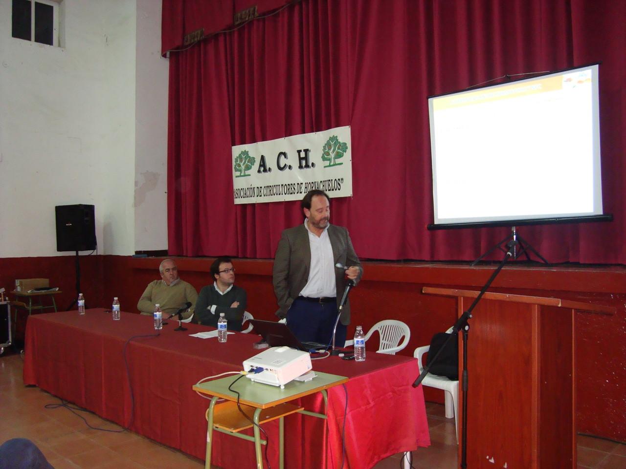 "Jornada Informativa ""A.C.H."" (11-12-2012)"