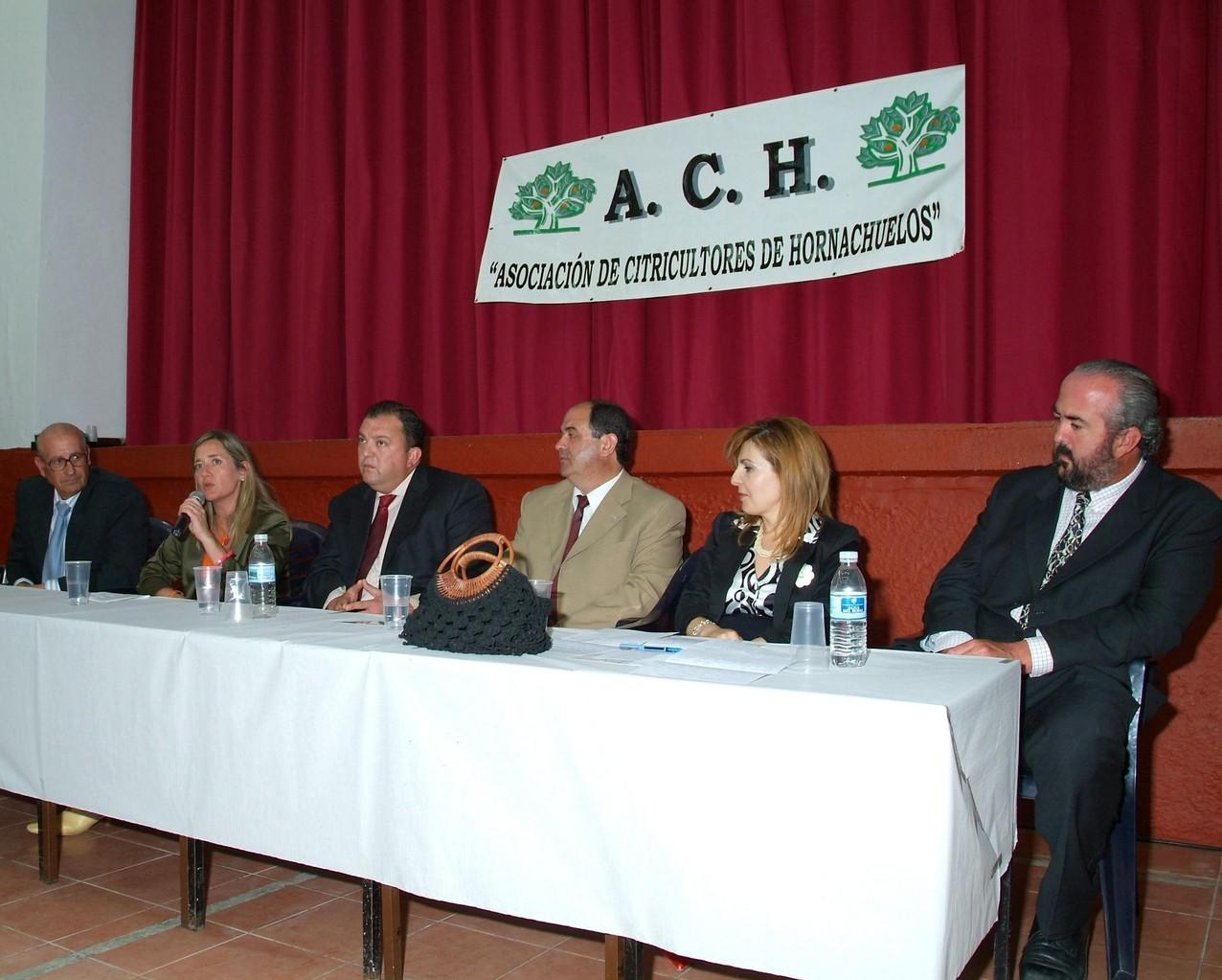 """Inauguración Sede de la """"A.C.H."""" (10-05-2007)"""