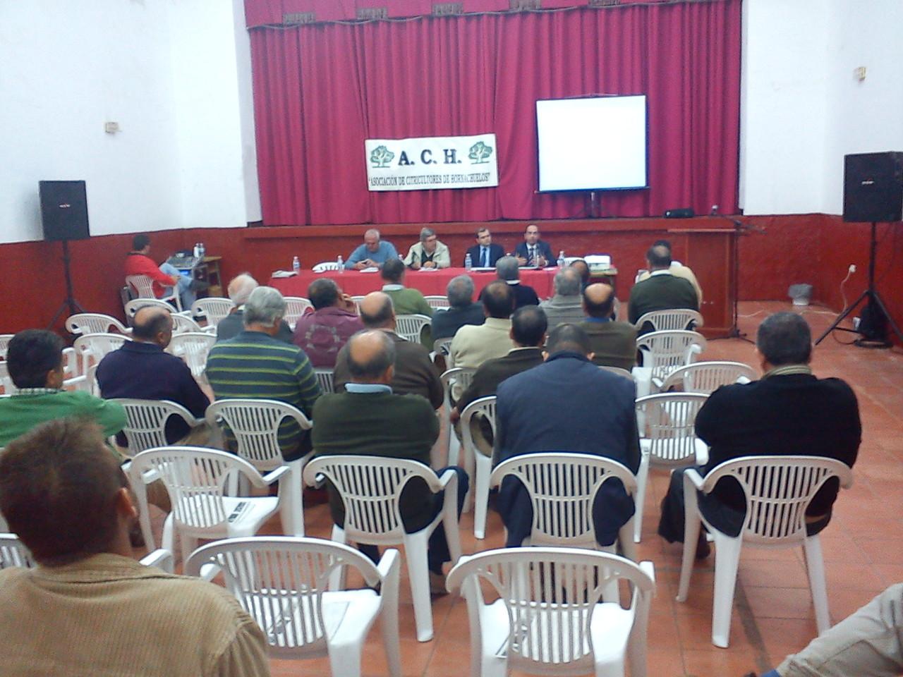 """Reunión Informativa """"A.C.H."""" (20-11-2012)"""