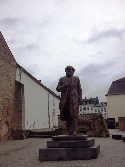 Historische Stadtrallye, Trier, Marx