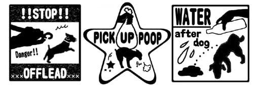 Make sure your dog shows GOOD MANNERS.   ©︎SakuraDogTraining