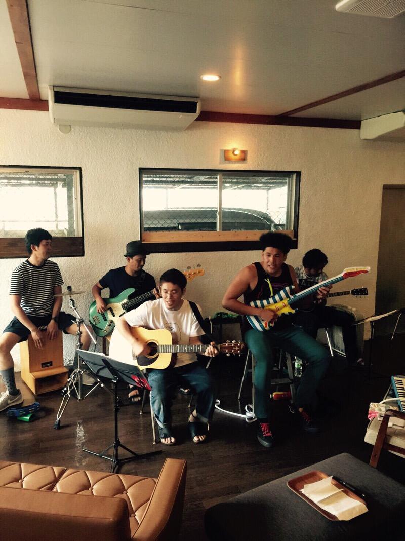ZUKAN  沖縄 金武町 @いとまるcafe