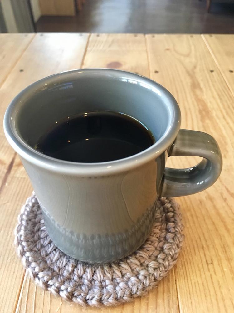 いとまるcafe / ホットコーヒー