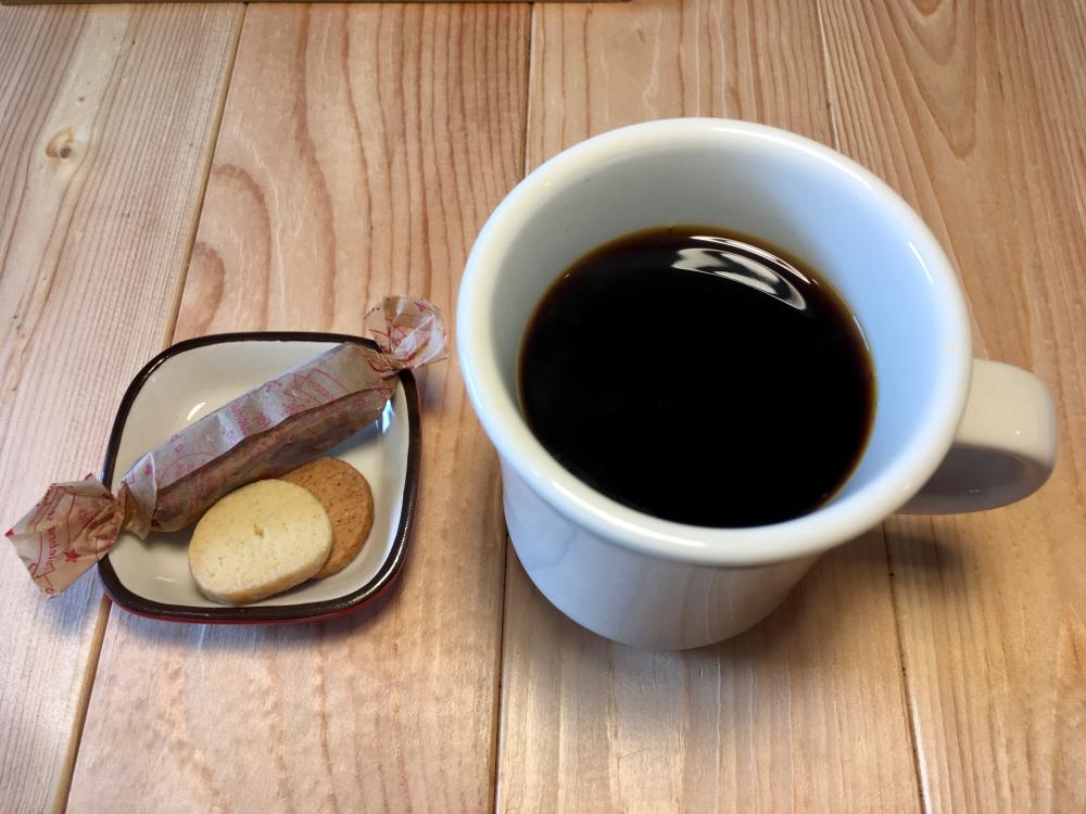 クリスマスブレンド / チョコとクッキー付き / いとまるcafe