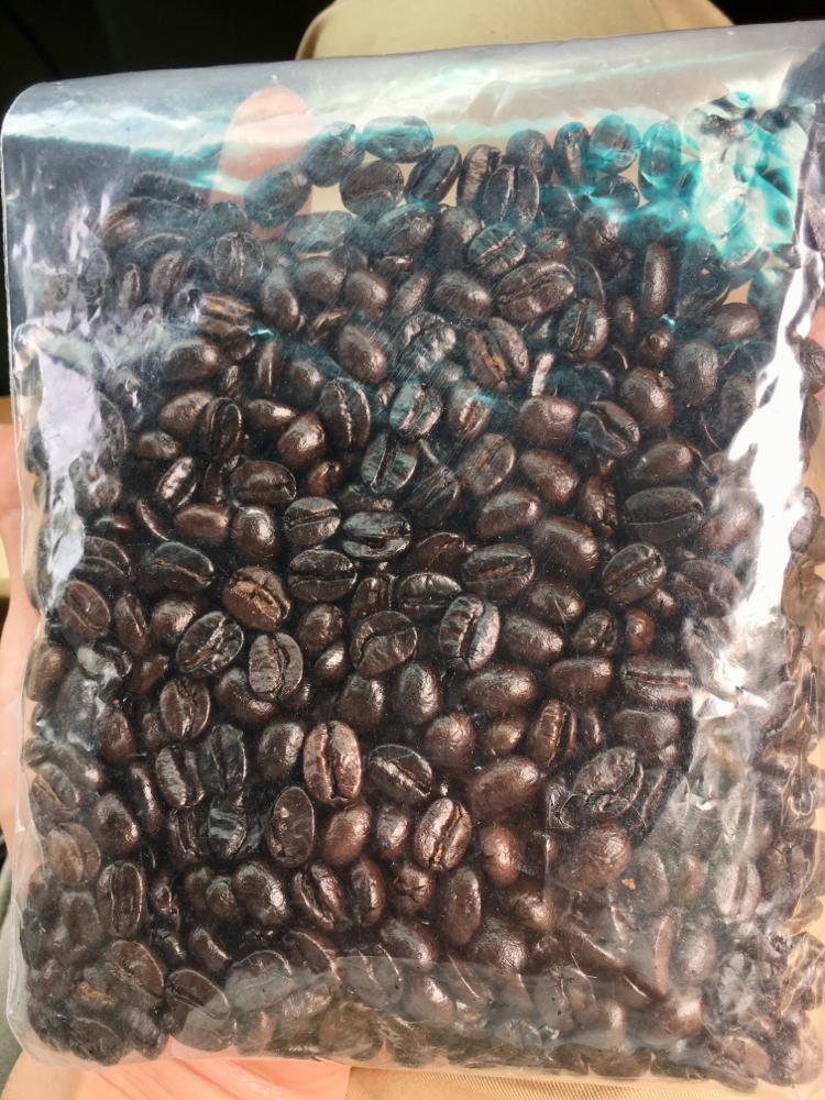 いとまるcafe /Tettoh coffee 青空焙煎体験
