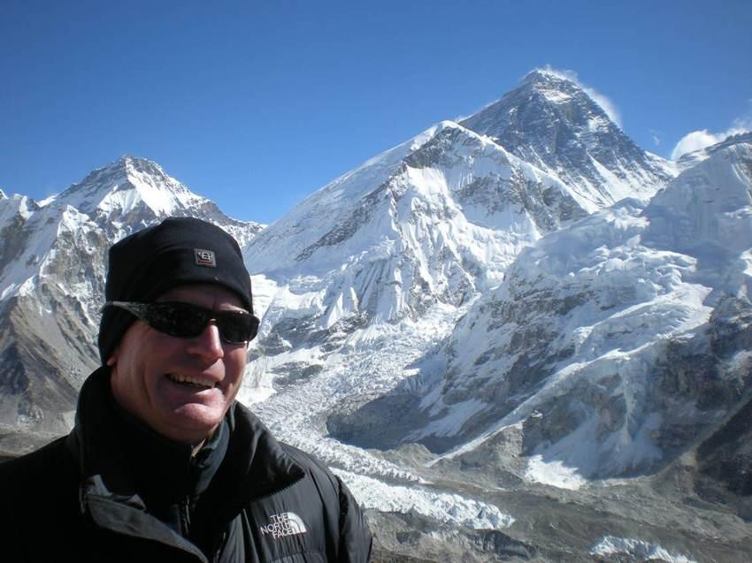 mein Lieblingsbild Mt.Everest 8850m
