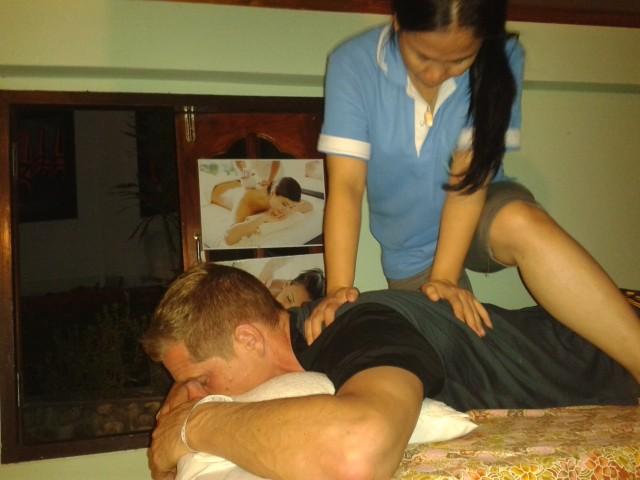 mal wieder eine tolle Thaimassage