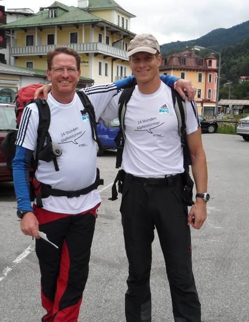 Nach unserer nicht so erfolgreichen Expedition  in den Anden / Peru im Juni 2012,   nun ein versöhnlicher Abschluss der Bergsaison