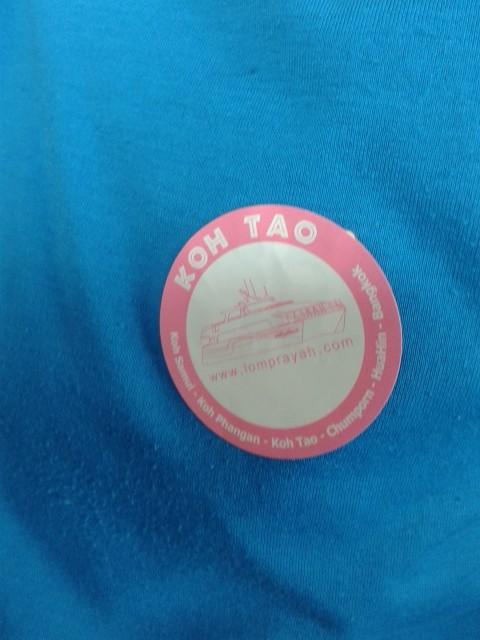 Ko Tao (Nachbarinsel zu Ko Samui nur 2 Std Speedboat) die Taucherinsel