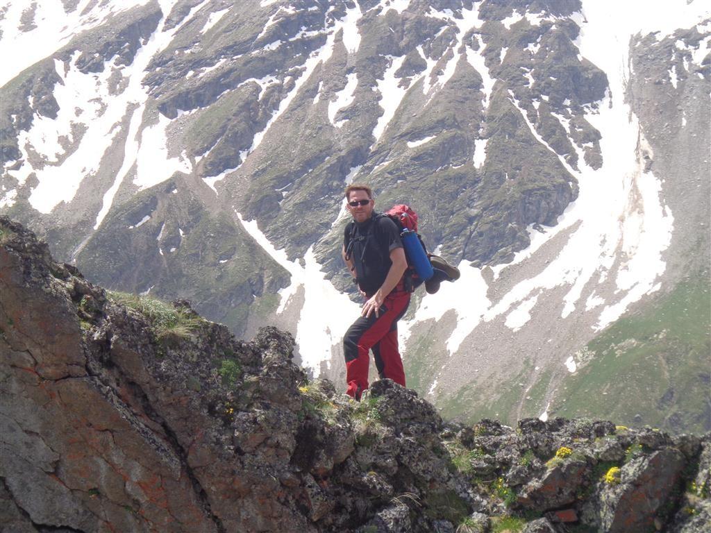 Richtung Elbrus