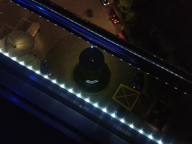 Singapore Flyer ein 160m hohes Riesenrad
