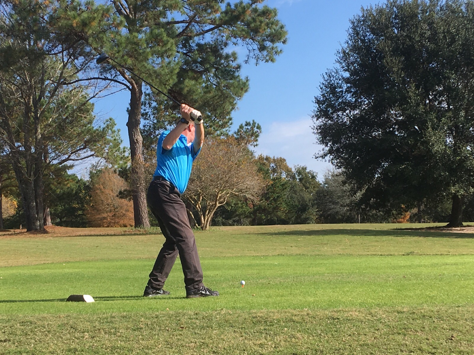 Dez 2018 in Mobile Alabama Robert Trent Magnolia Course