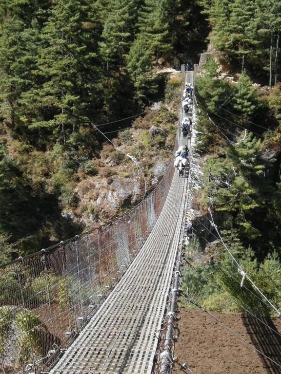 über 7 (oder mehr) Brücken musst Du gehn