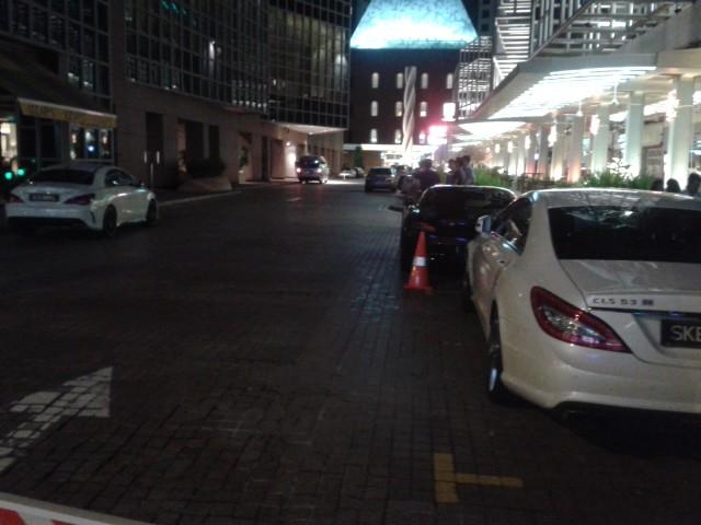 die höchste Mercedes-Benz AMG Dichte die ich je sah ( 30 Auto´s in 45min)