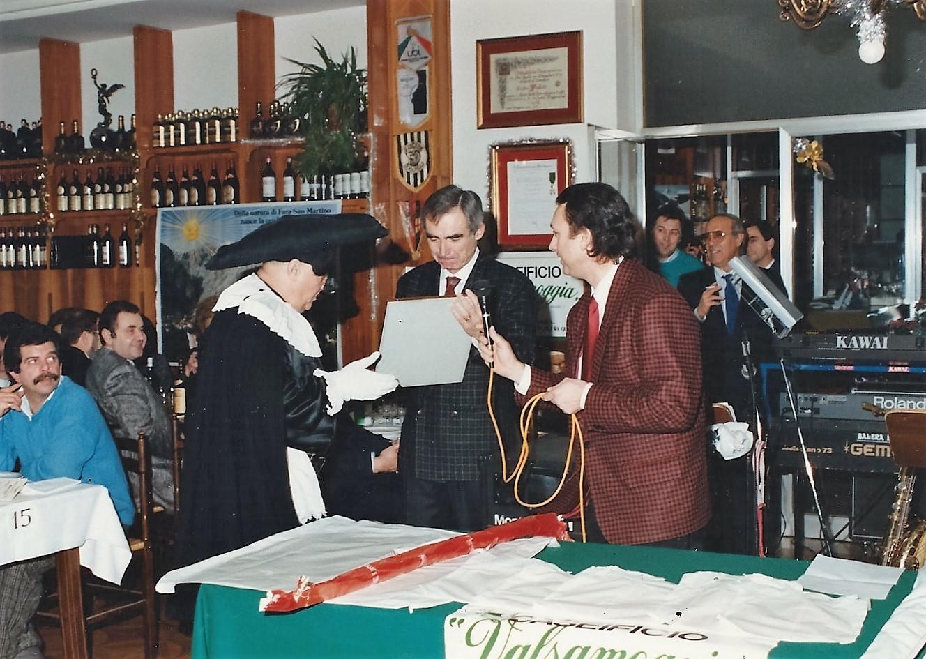 Festa sociale 1987