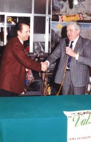 Festa sociale stagione agonistica 1987