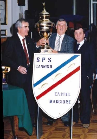 Festa sociale stagione agonistica 1992