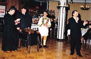 Festa sociale stagione agonistica 1993