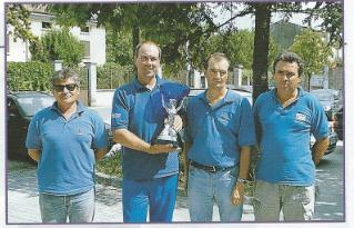 1999 Alan Scotthorne, Vanni Ferrari, Giancarlo Armiraglio, Luigi Zucchini