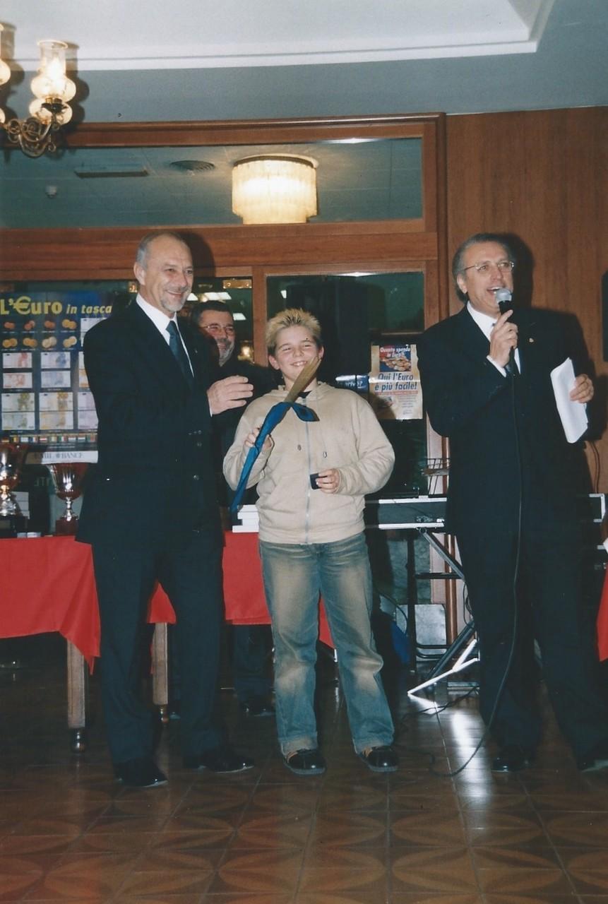 Festa sociale 2001
