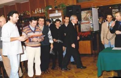 Festa sociale stagione agonistica 1996