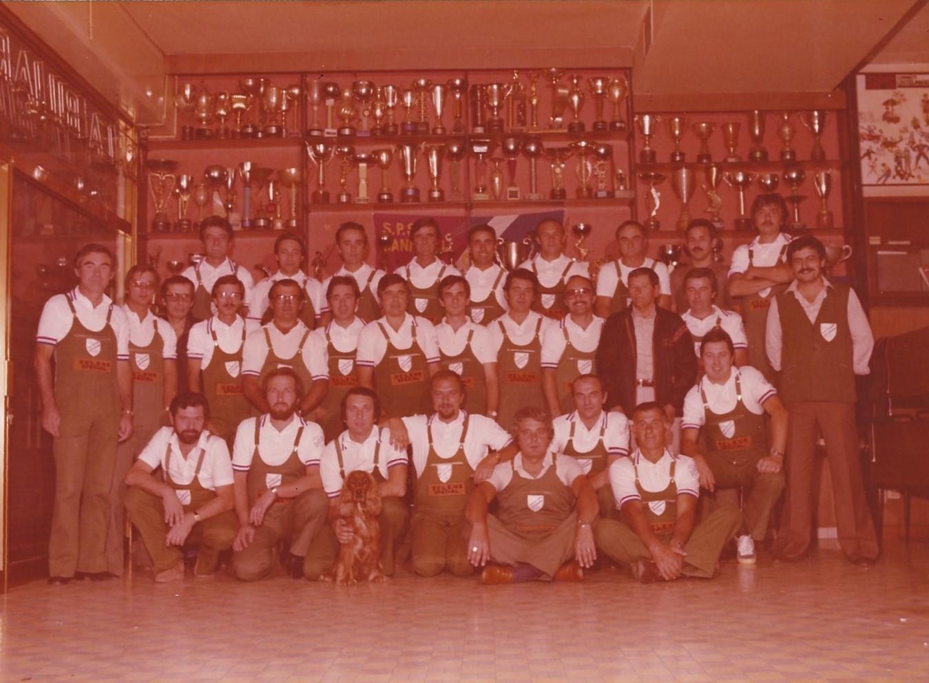 Foto gruppo 1980