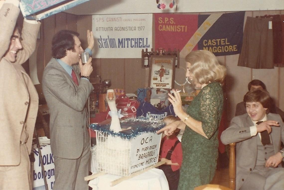 Festa sociale stagione agonistica 1977