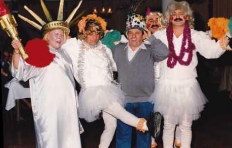 Festa sociale stagione agonistica 1990